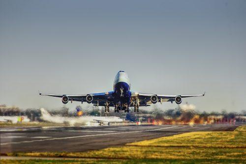 Flughafen in Nordspanien