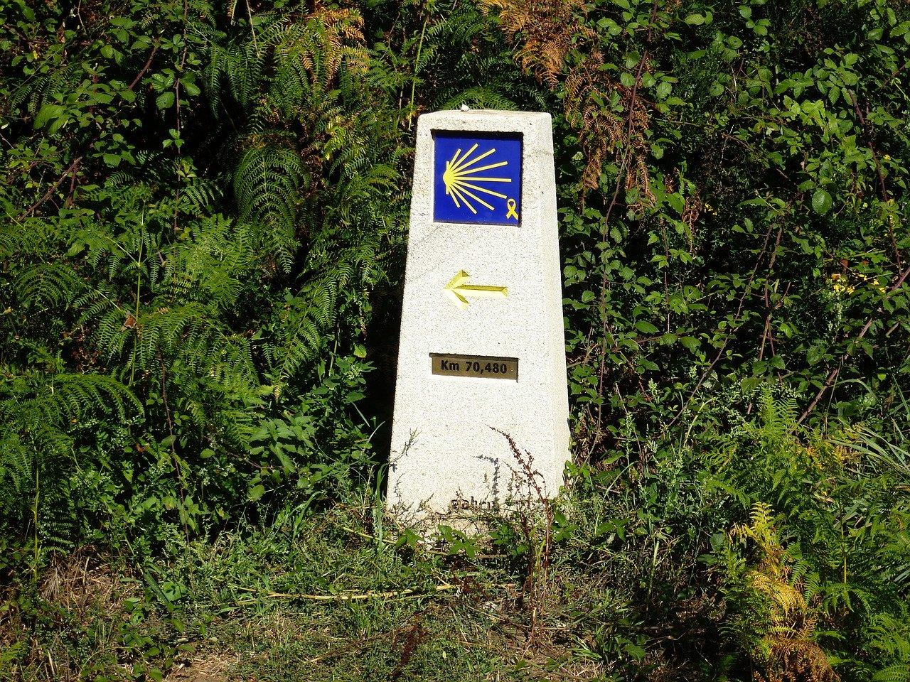 Jakonsweg Stempel Pilgerpass