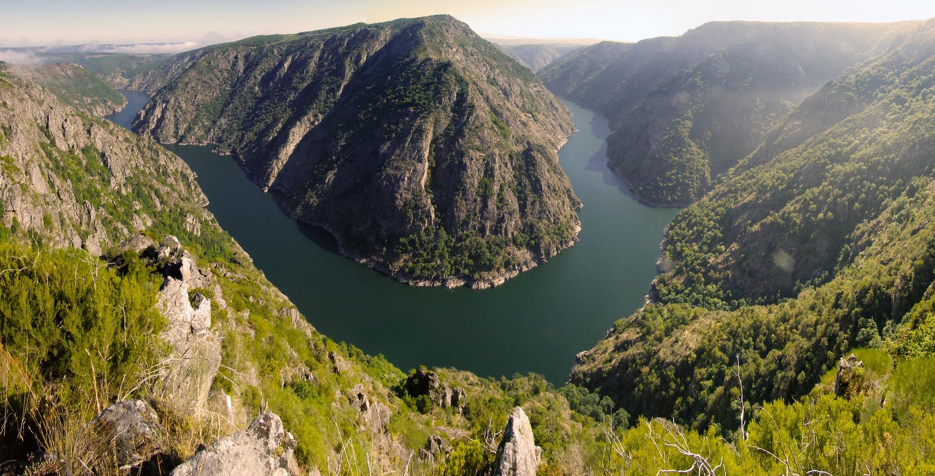 Ribeira Sacra - Galicien